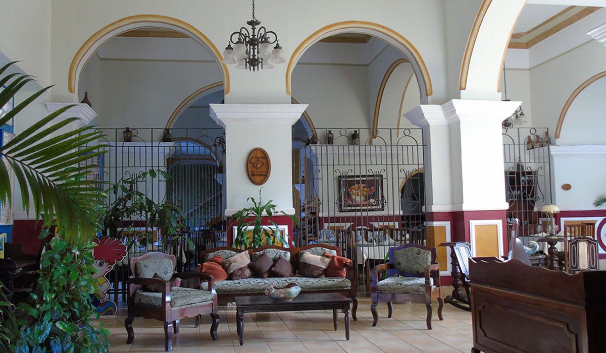 Hotel Encanto Mascotte - Lobby
