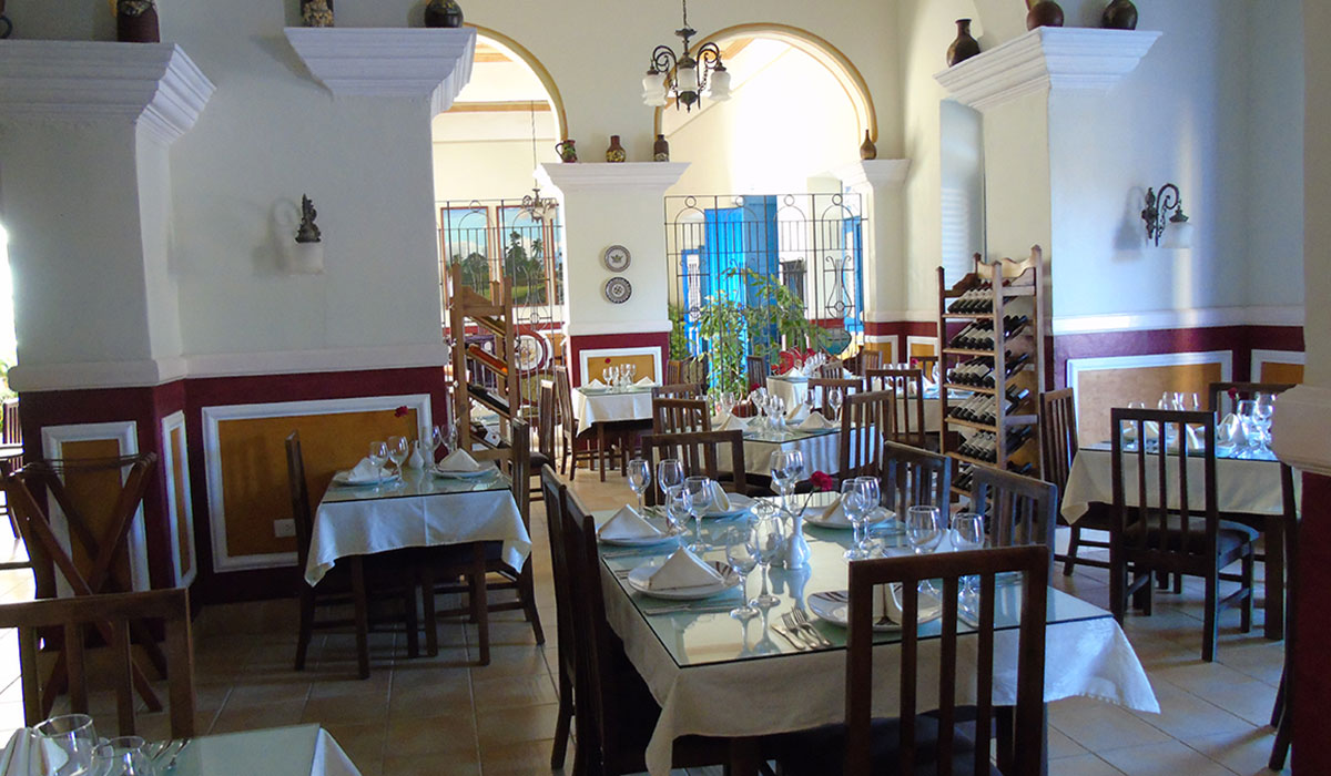 Hotel Encanto Mascotte - Restaurante