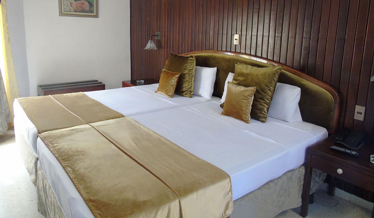 Hotel Horizontes La Granjita - Habitación