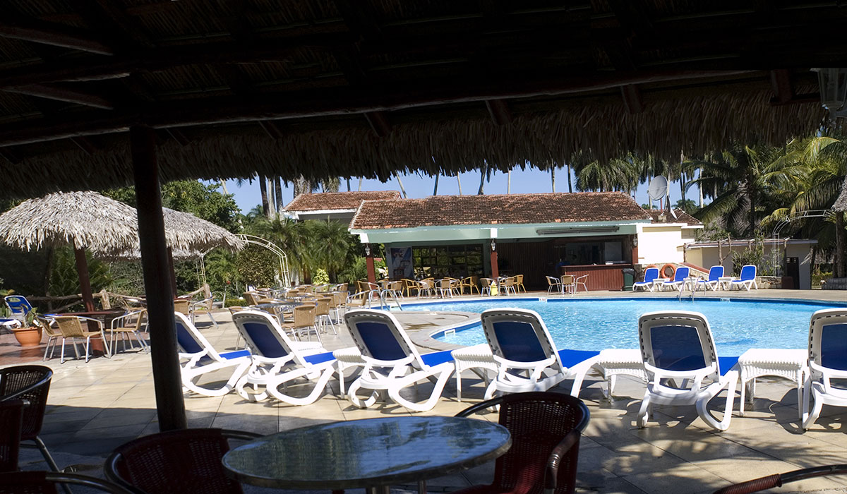 Hotel Horizontes La Granjita - Piscina