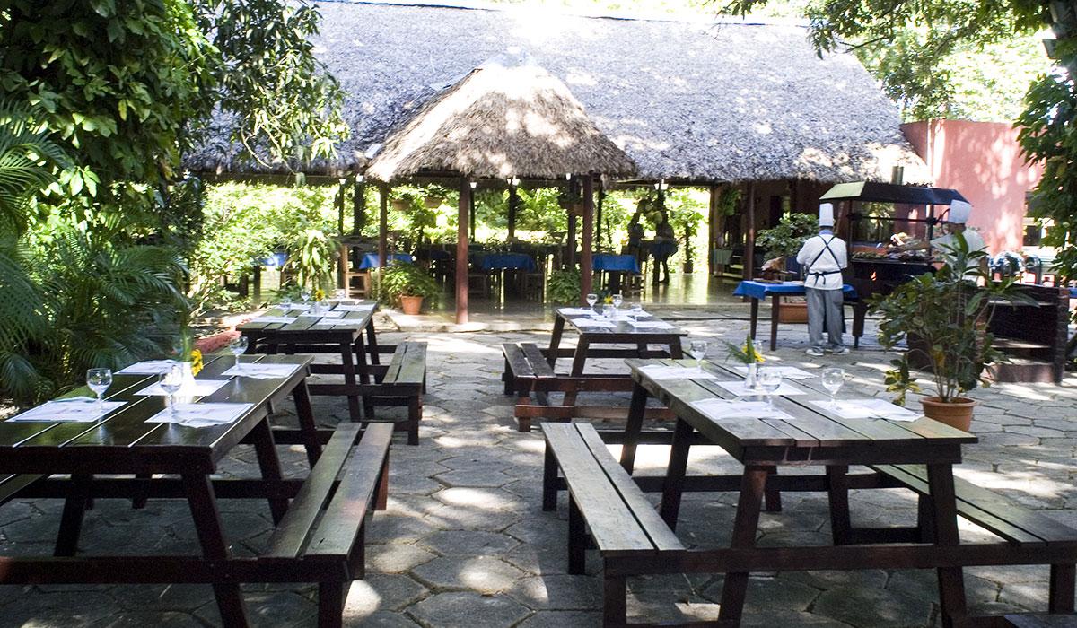 Hotel Horizontes La Granjita - Restaurante