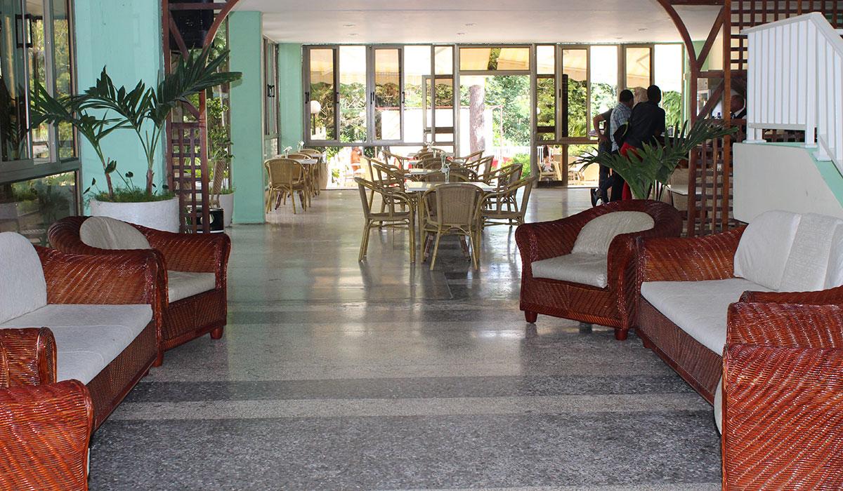 Hotel Hanabanilla - Lobby