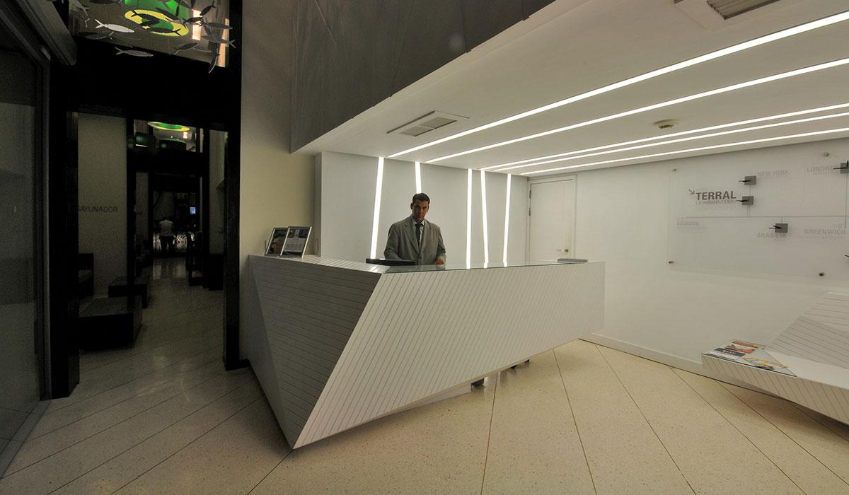 Hotel Terral - Desk