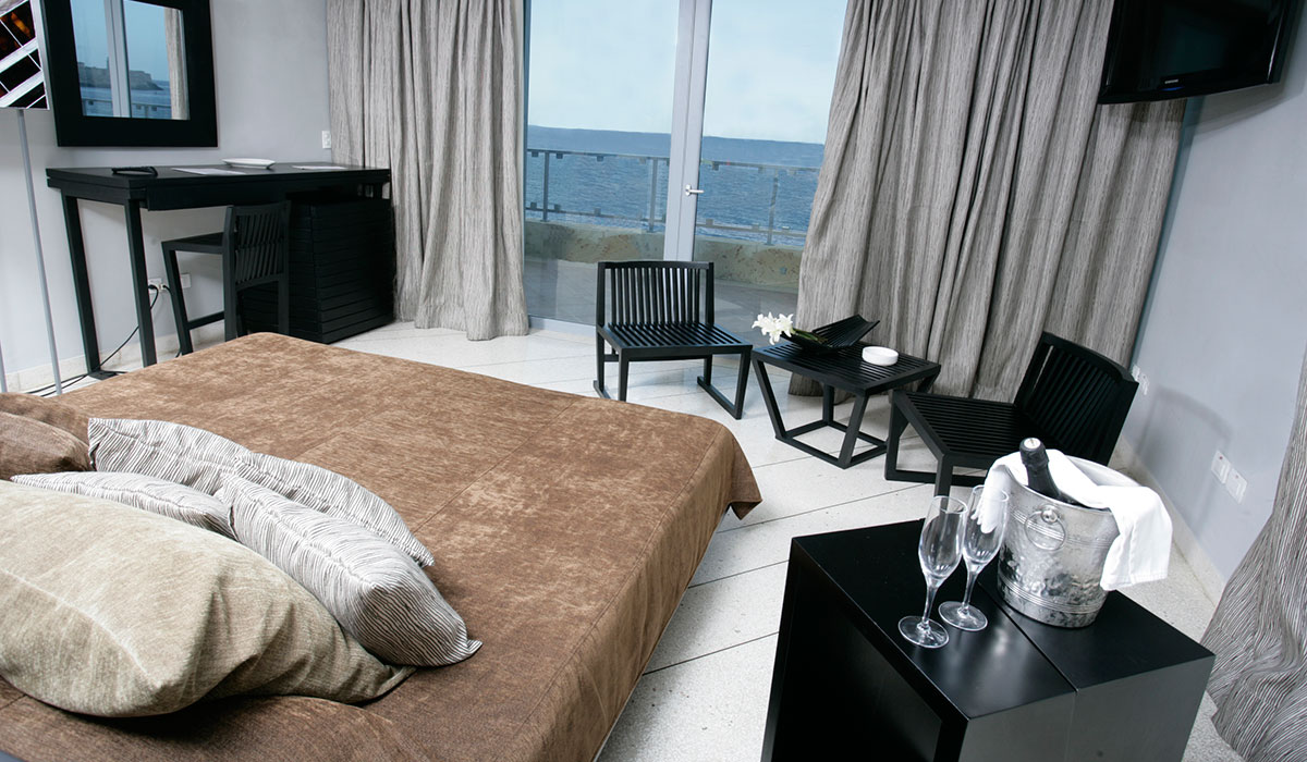 Hotel Terral - Habitación