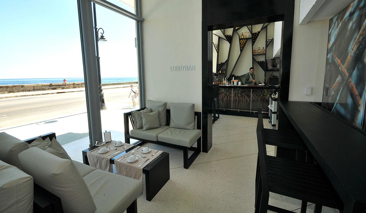 Hotel Terral - Lobby