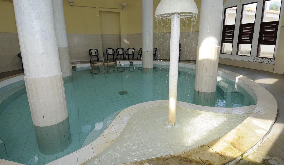 Hotel Elguea - Pool