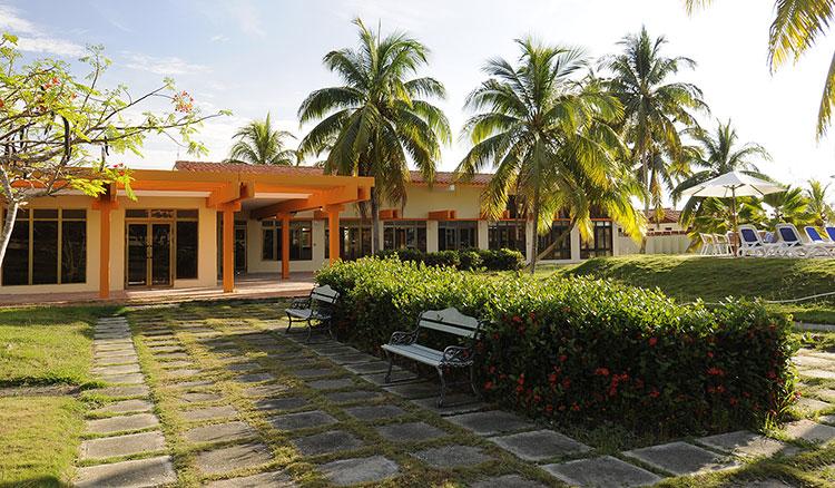 Hotel Elguea, Villa clara