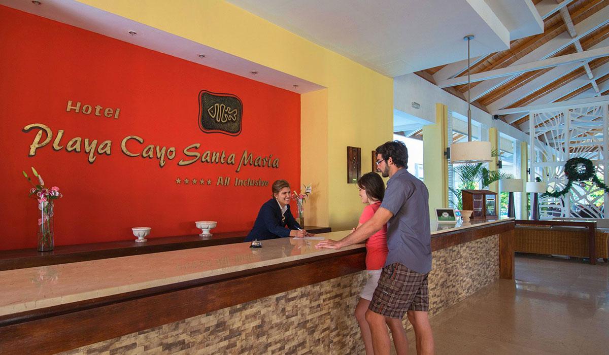 Hotel Playa Cayo Santa María - Lobby