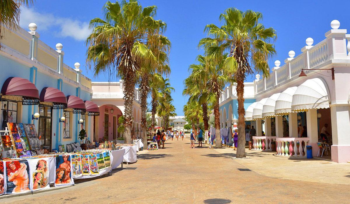 Hotel Playa Cayo Santa María - Tiendas