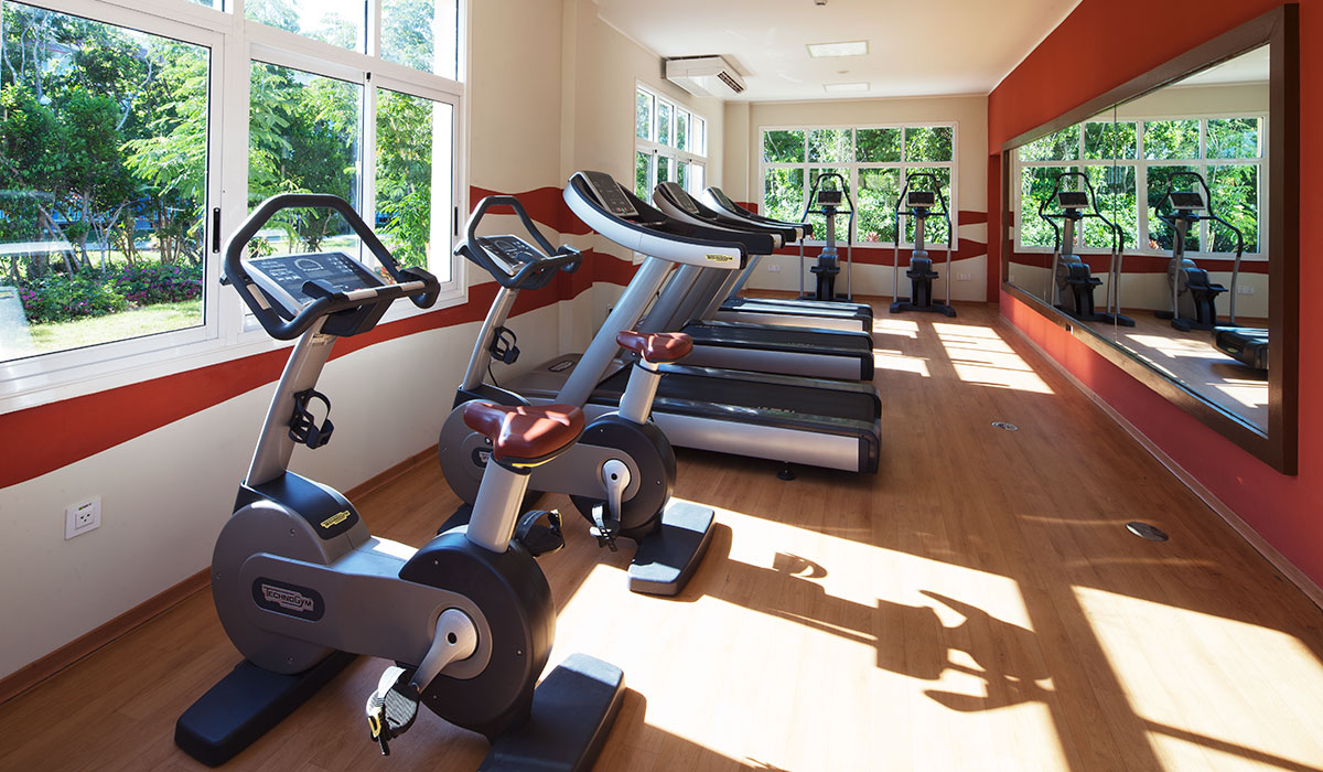 Hotel Memories Flamenco Beach Resort - Fitness center