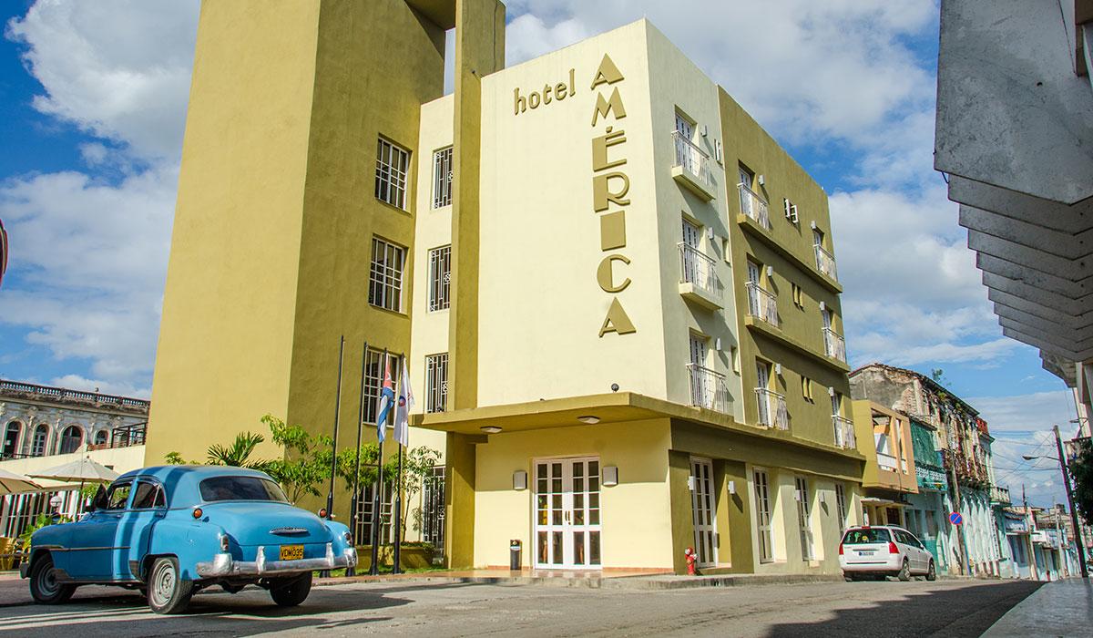 Hotel Cubanacán América