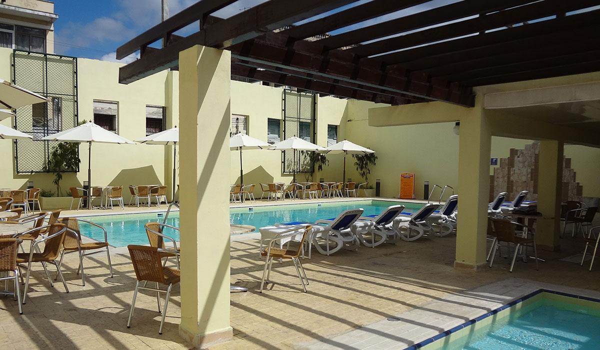 Hotel Cubanacán América - Pool