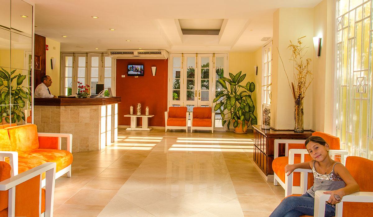 Hotel Cubanacán América - Lobby