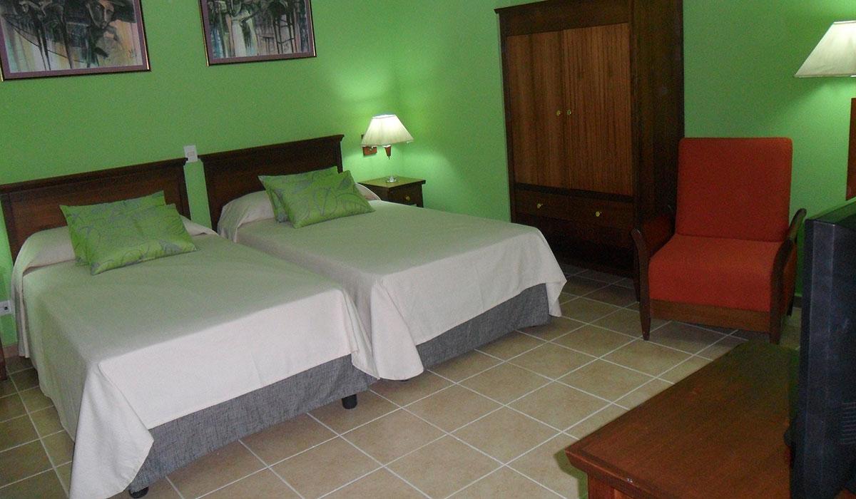Hotel Cubanacán América - Room