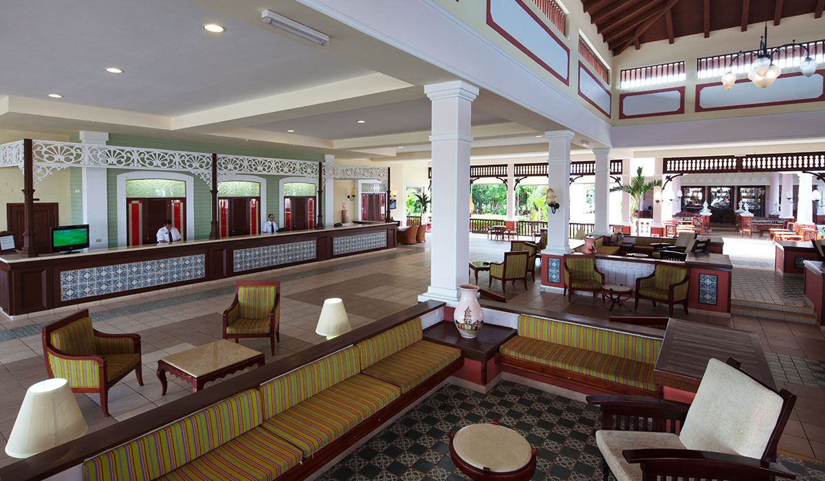 Hotel Memories Paraíso Beach Resort - Lobby
