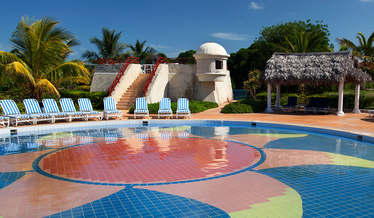 Hotel Memories Paraíso Beach Resort - Children pool