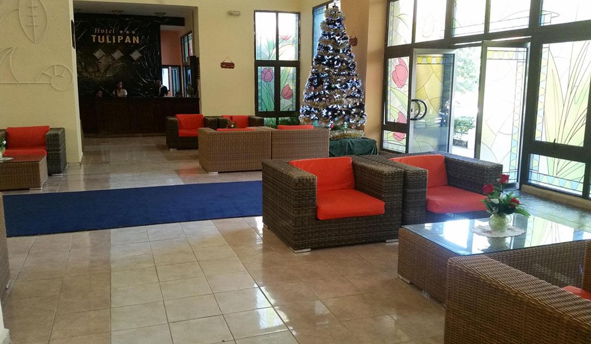 Hotel Tulipán - Lobby