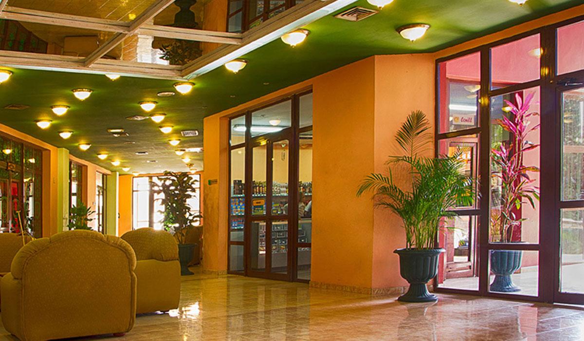 Hotel Bella Habana - Recepción