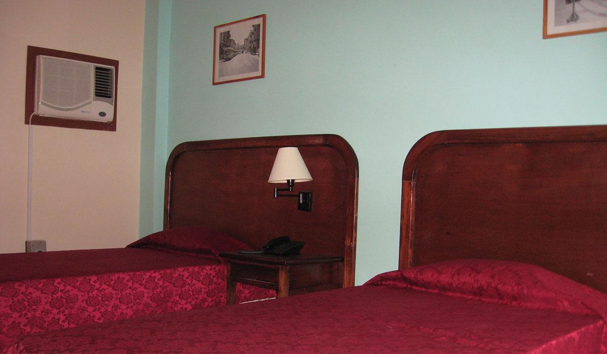 Hotel Bella Habana - Habitación