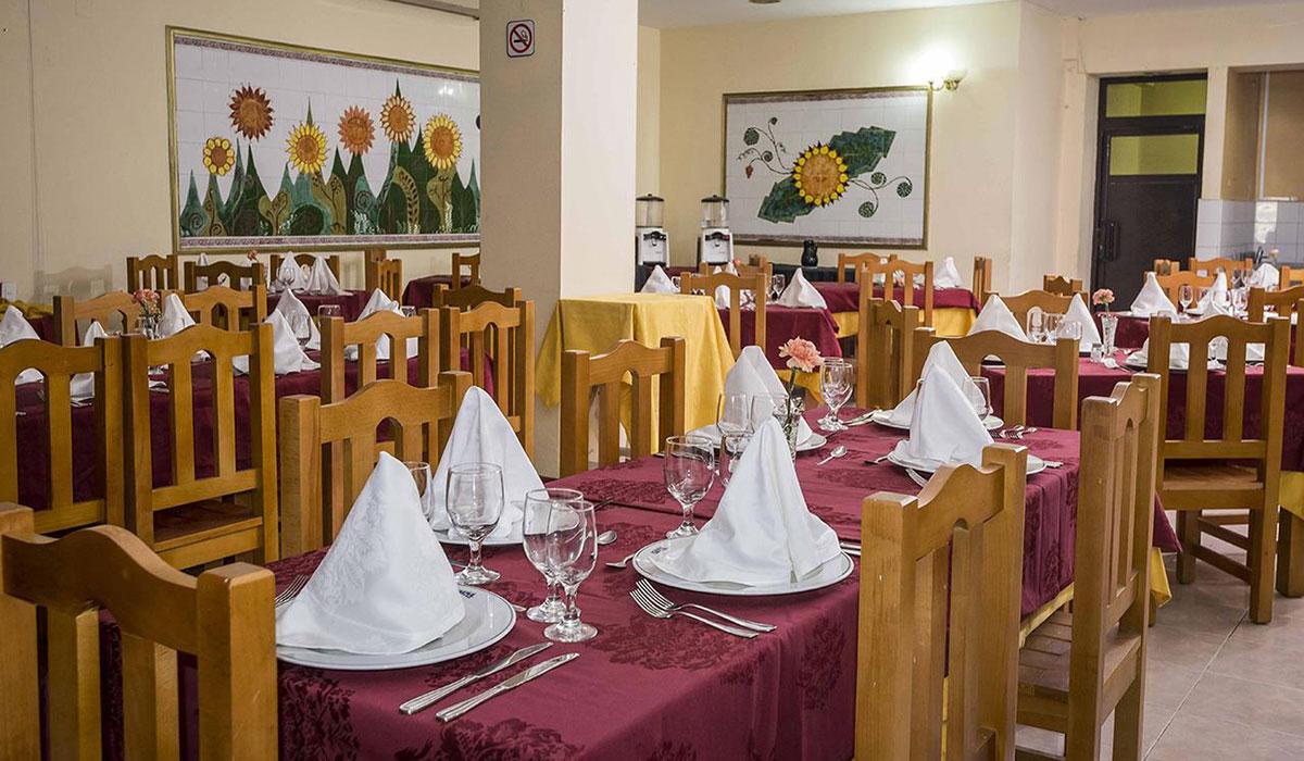 Hotel Bella Habana - Restaurant