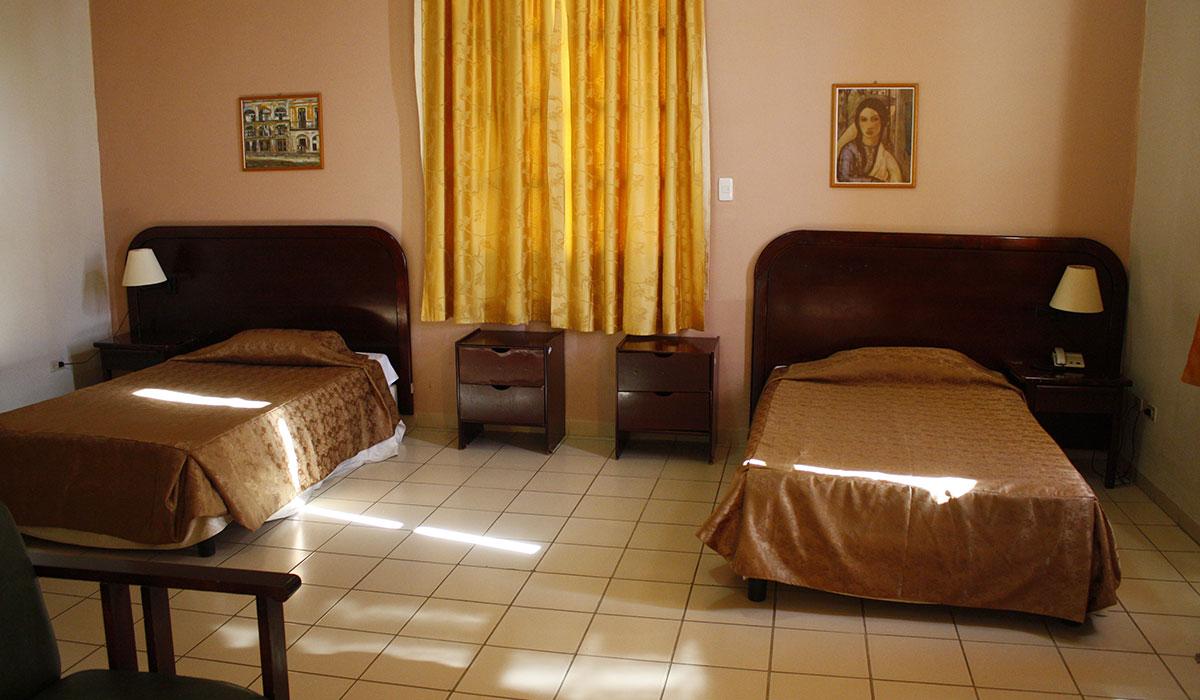 Hotel San Alejandro - Habitación