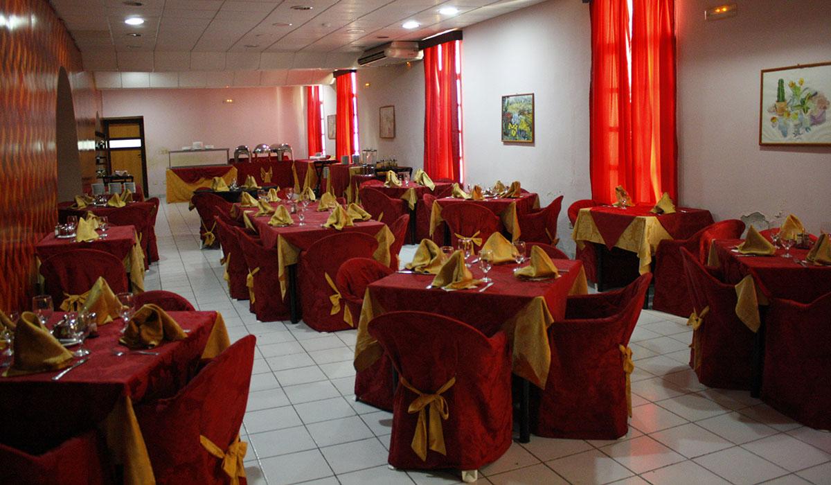 Hotel San Alejandro - Restaurante