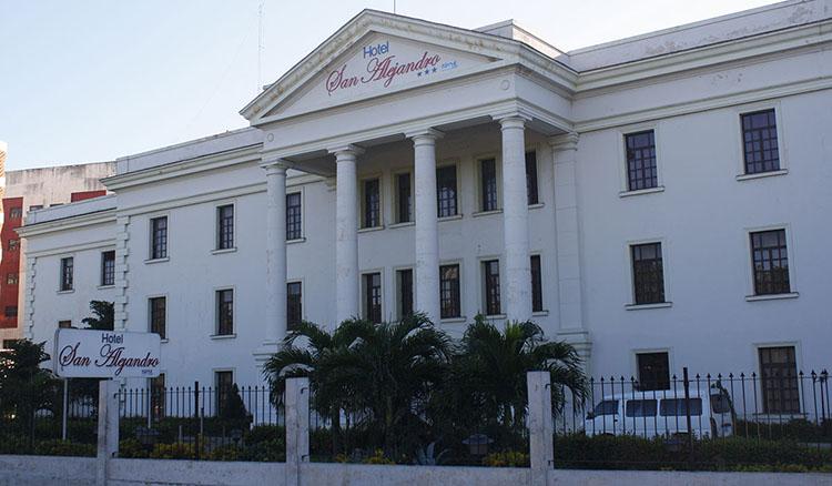 Hotel San Alejandro, Habana
