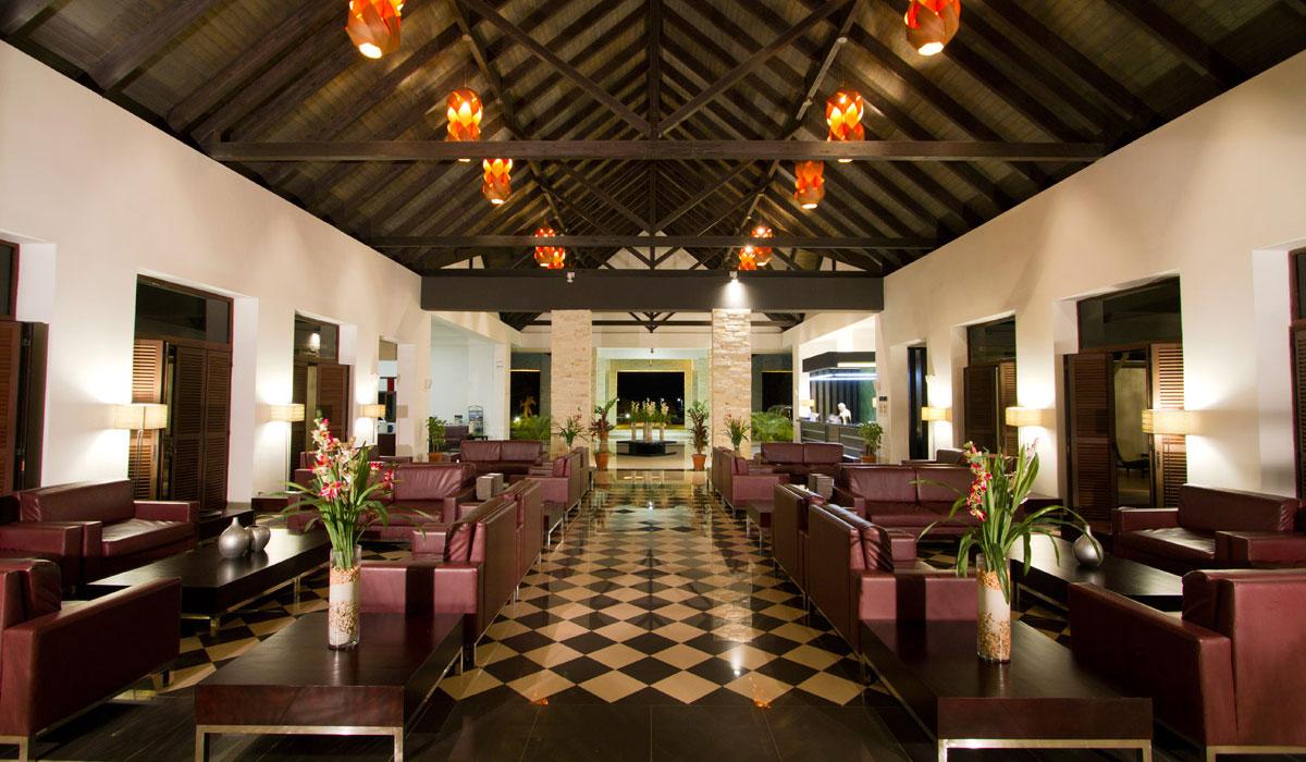Hotel El Patriarca - Lobby