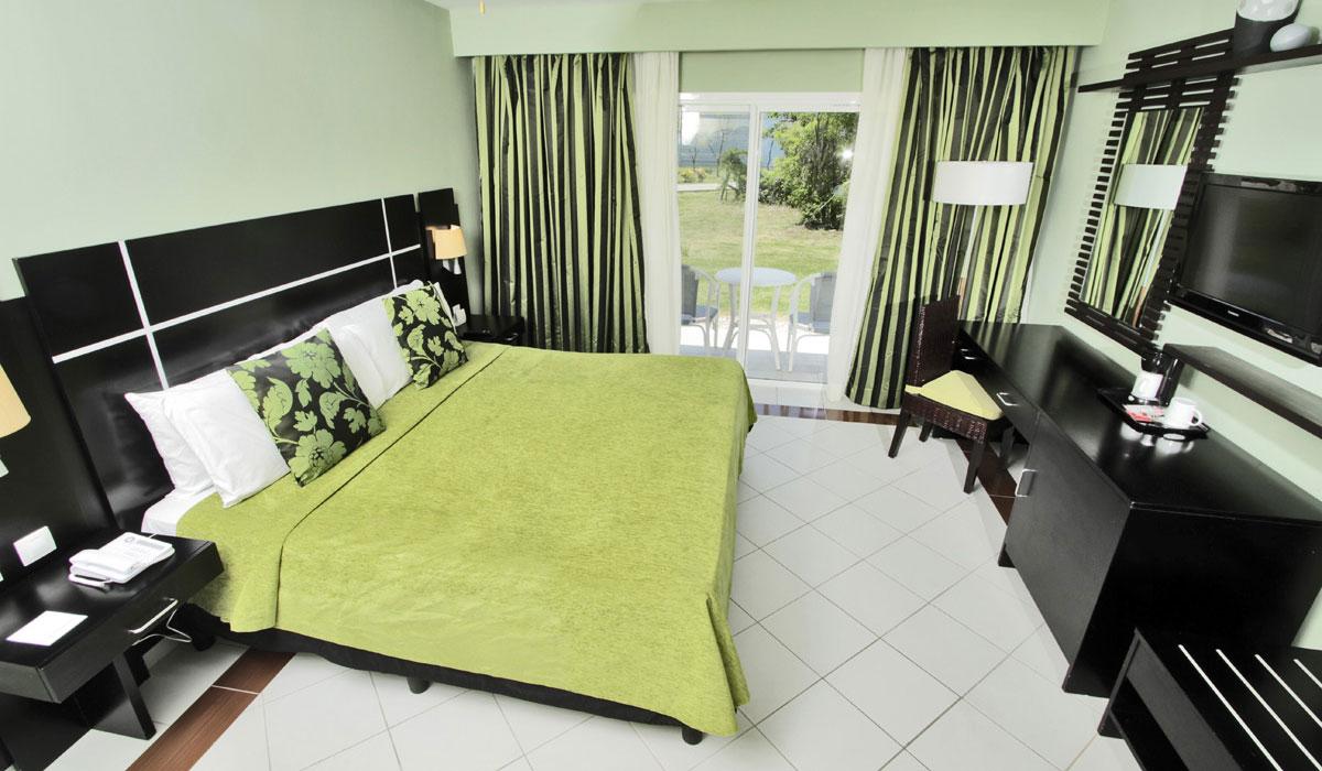 Hotel El Patriarca - Habitación