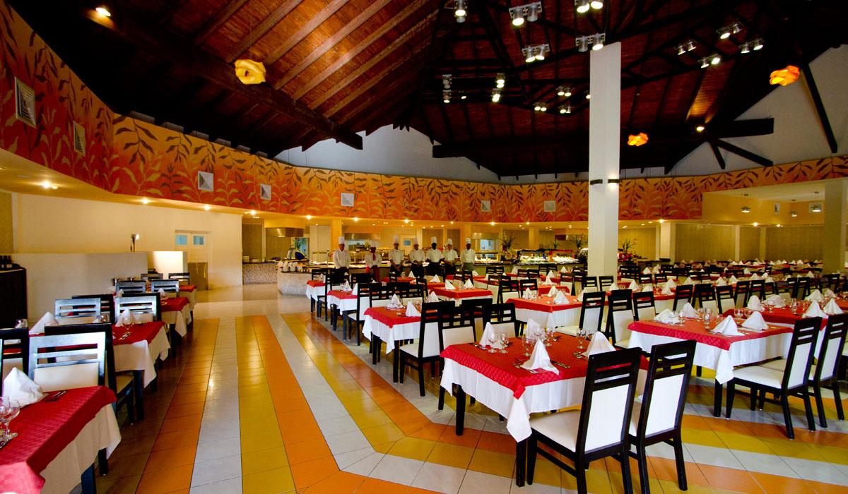 Hotel El Patriarca - Restaurante