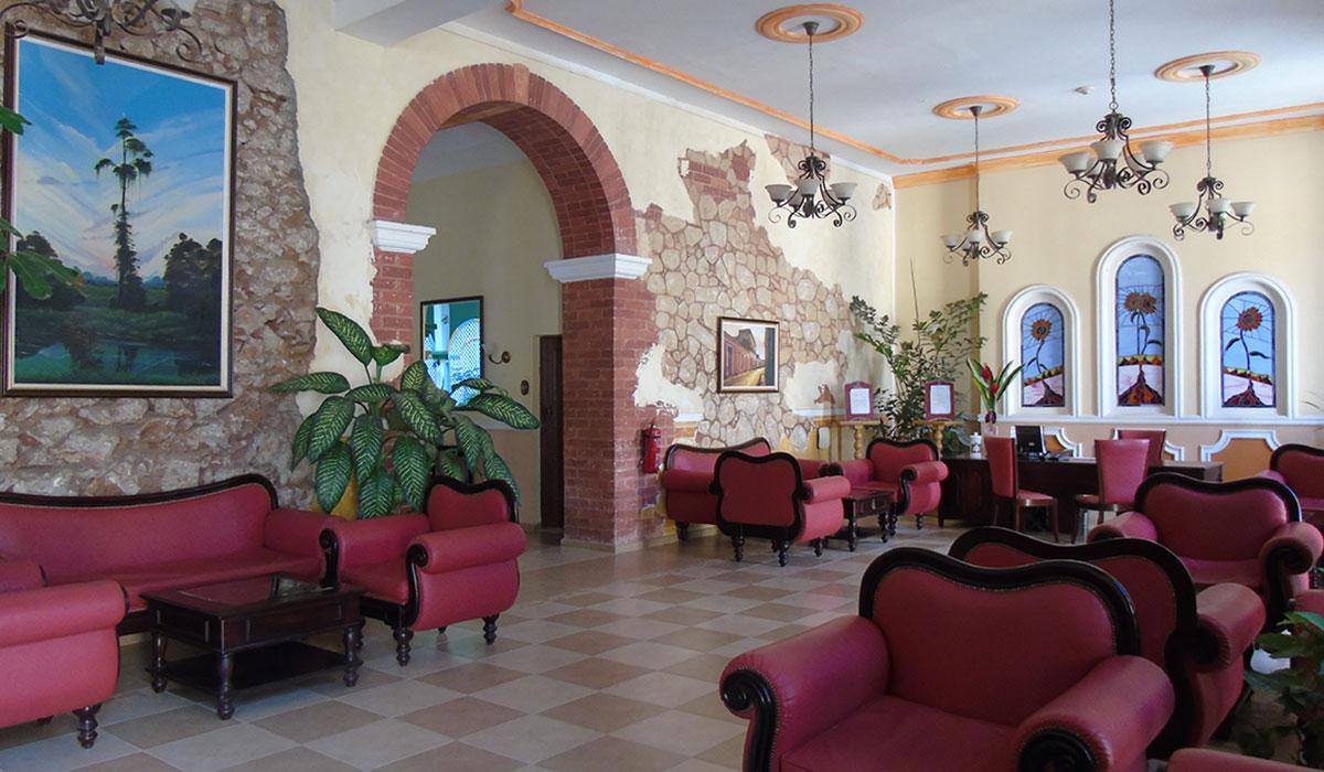Hotel Encanto Barcelona - Lobby