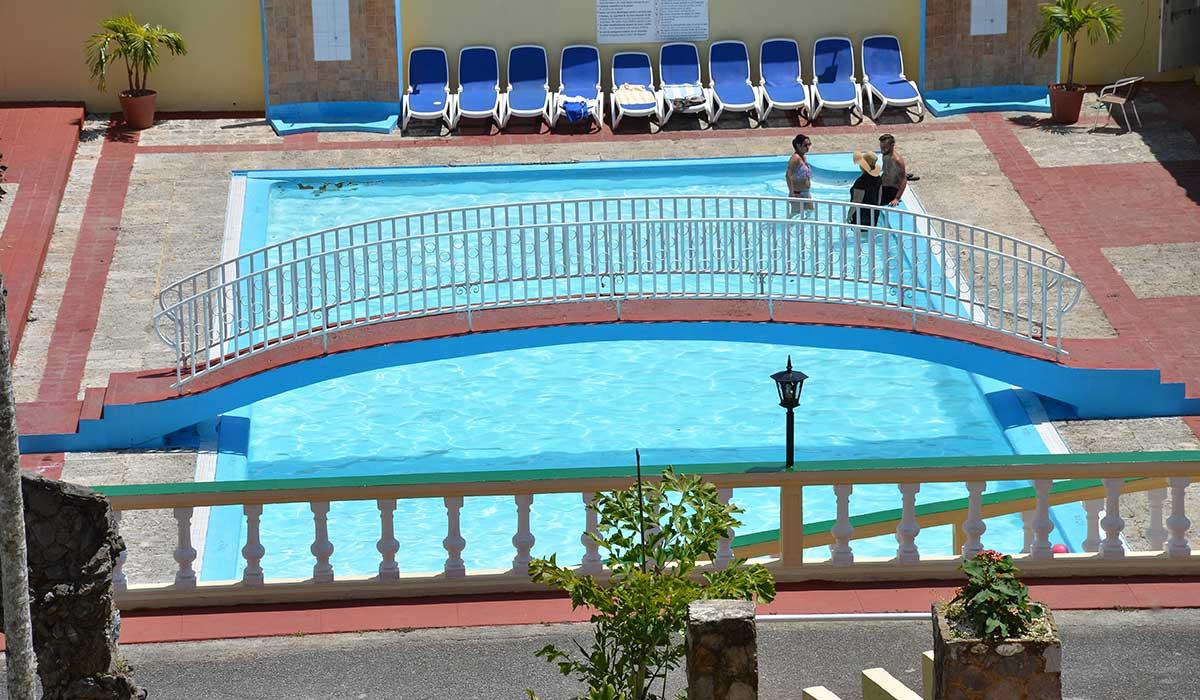 Hotel Mirador de San Diego - Piscina