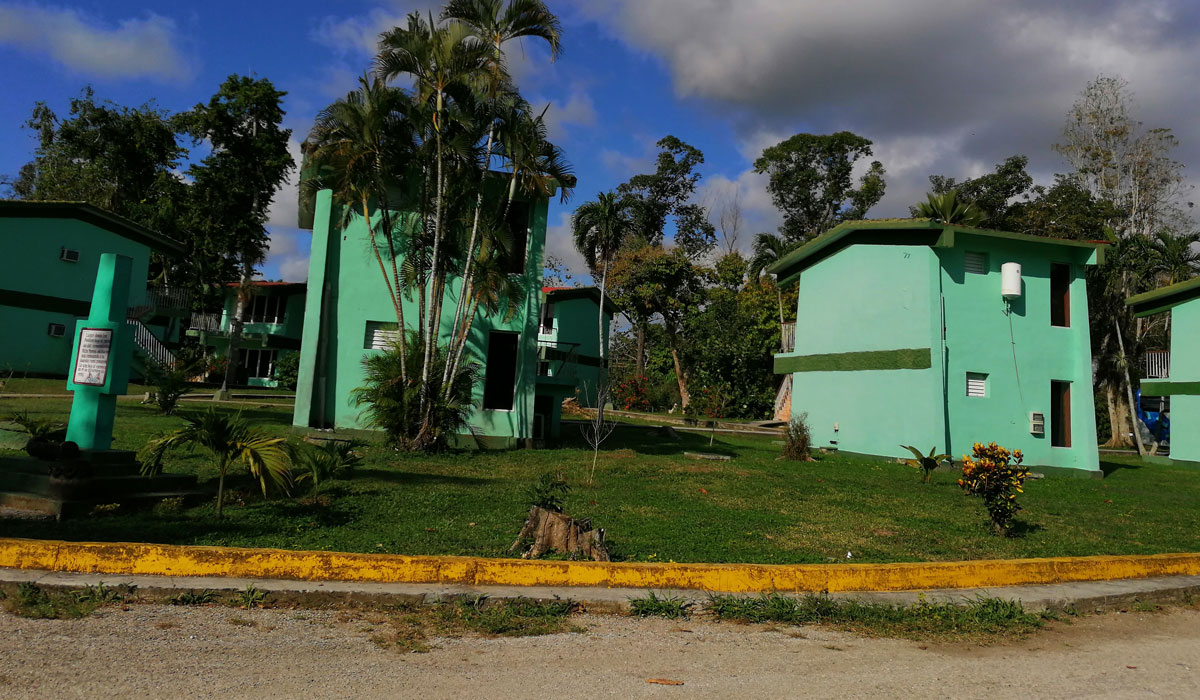 Hotel Villa San José del Lago - Habitaciones