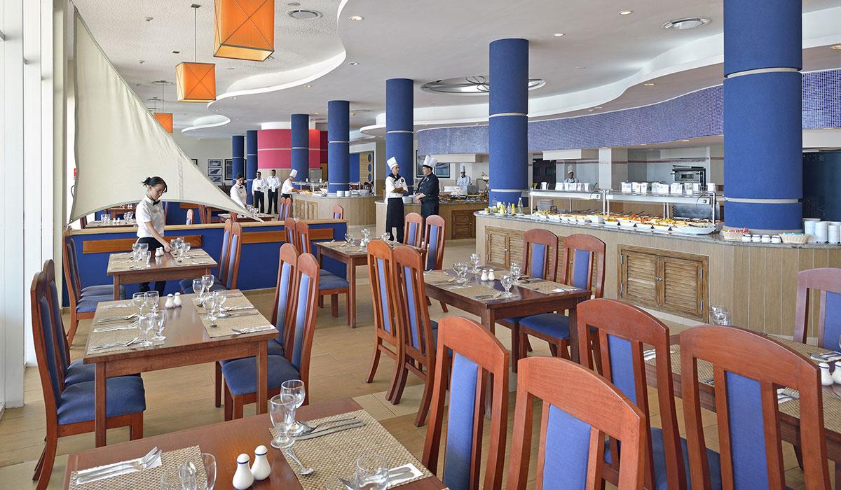 Hotel Meliá Marina Varadero - Restaurant