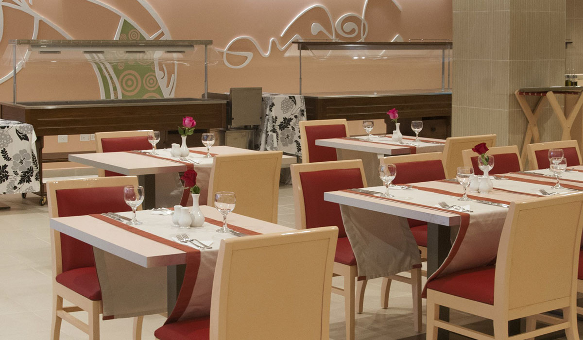 Hotel NH Capri - Restaurant