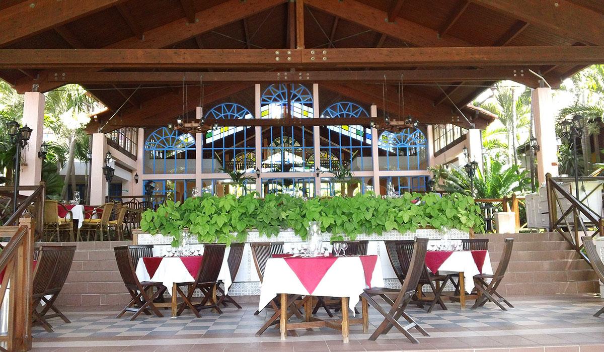Hotel Memories Jibacoa - Restaurant