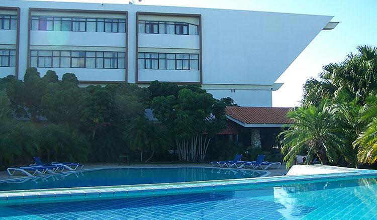 Hotel Palco, Miramar, Havana