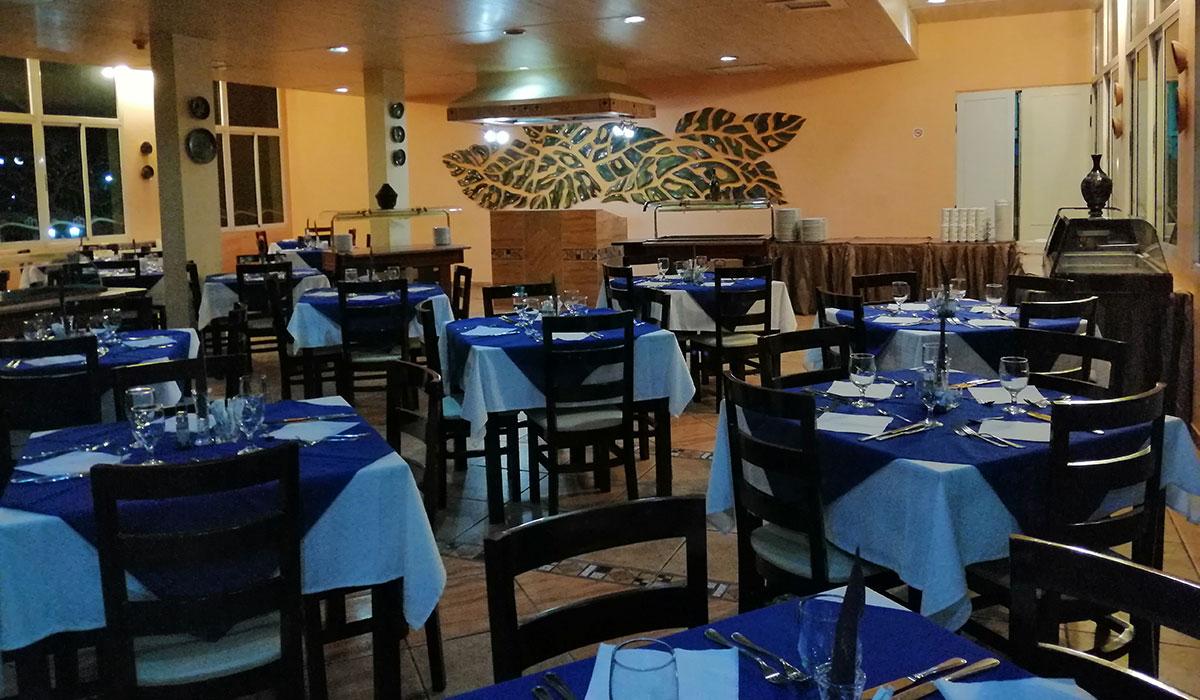 Hotel REX - Restaurante