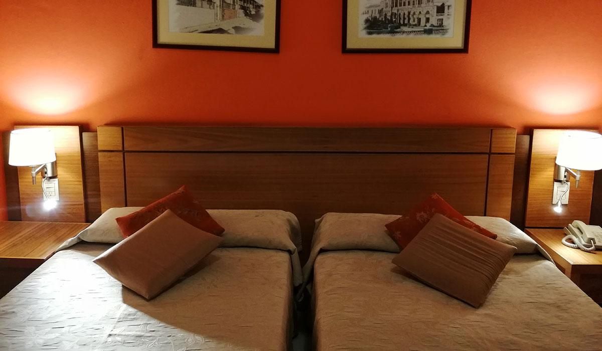 Hotel REX - Habitación