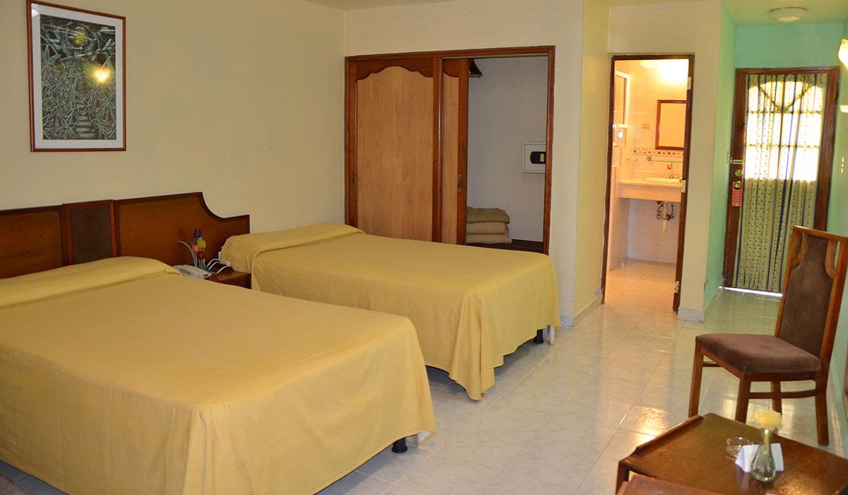 Hotel El Bosque Holguín - Room