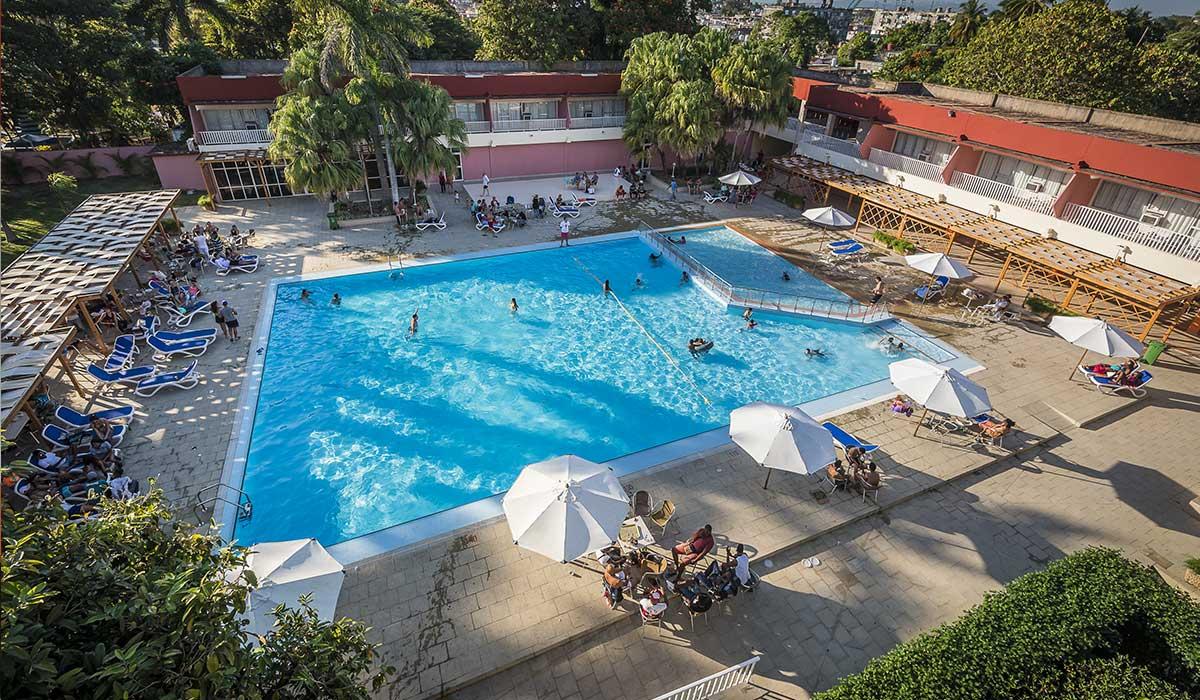 Hotel Pinar del Rio - Pool
