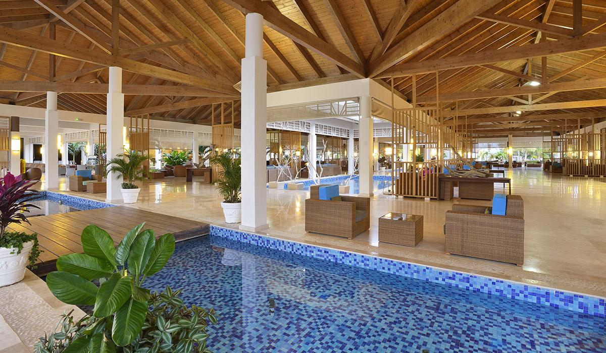 Hotel Meliá Jardines del Rey - Lobby