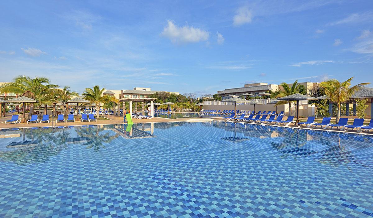 Hotel Meliá Jardines del Rey - Pool