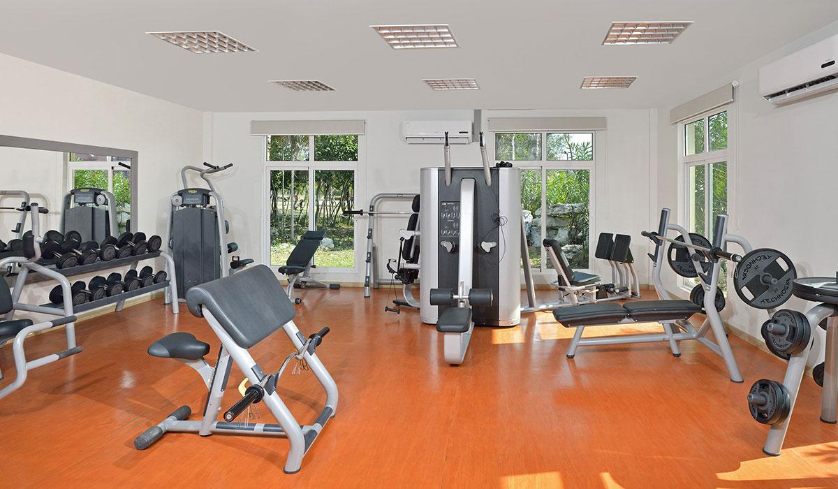 Hotel Meliá Jardines del Rey - Fitness Center