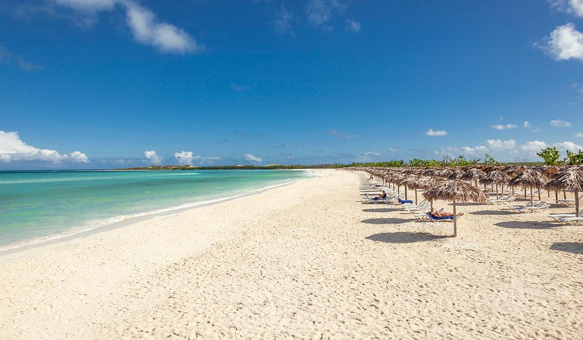 Hotel Meliá Jardines del Rey - Beach