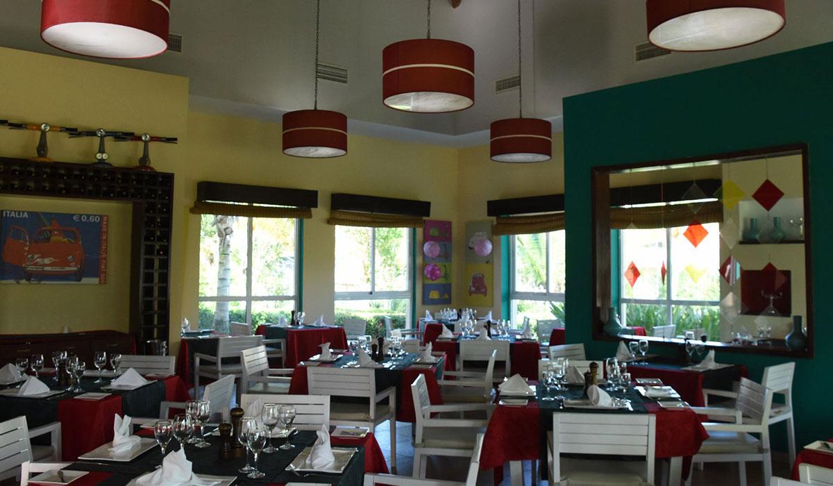 Hotel Playa Paraiso - Restaurant