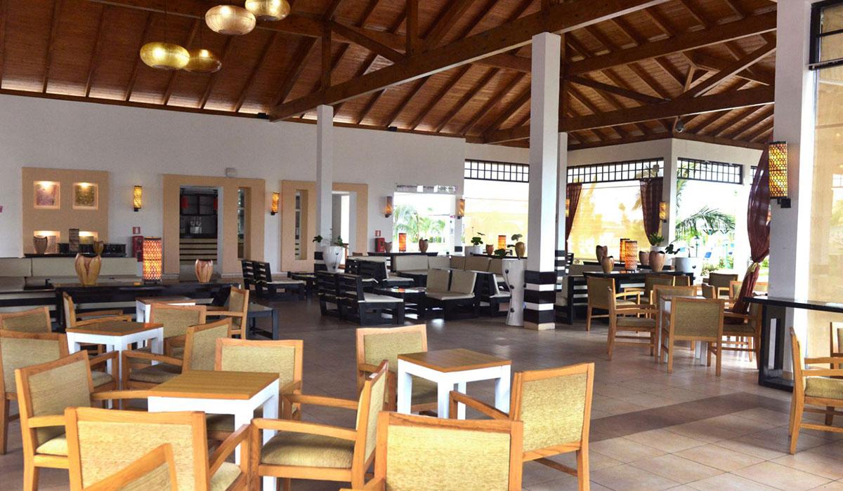 Hotel Playa Paraiso - Lobby