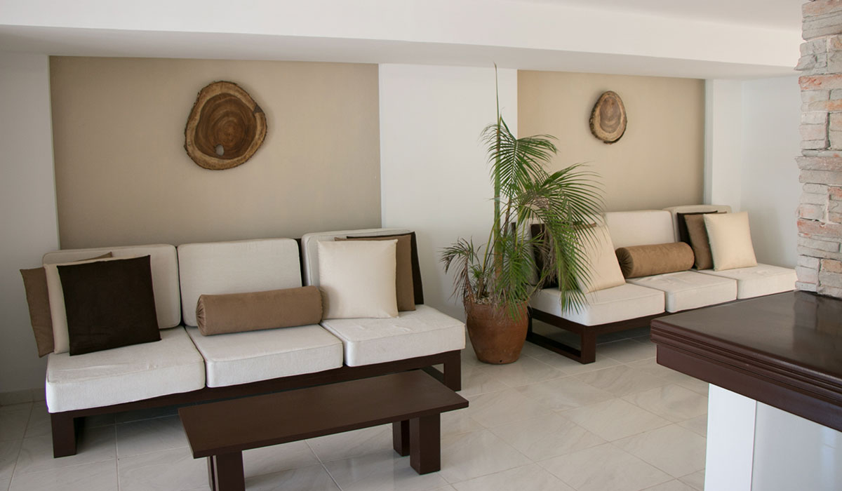 Hotel Starfish Las Palmas - Living room