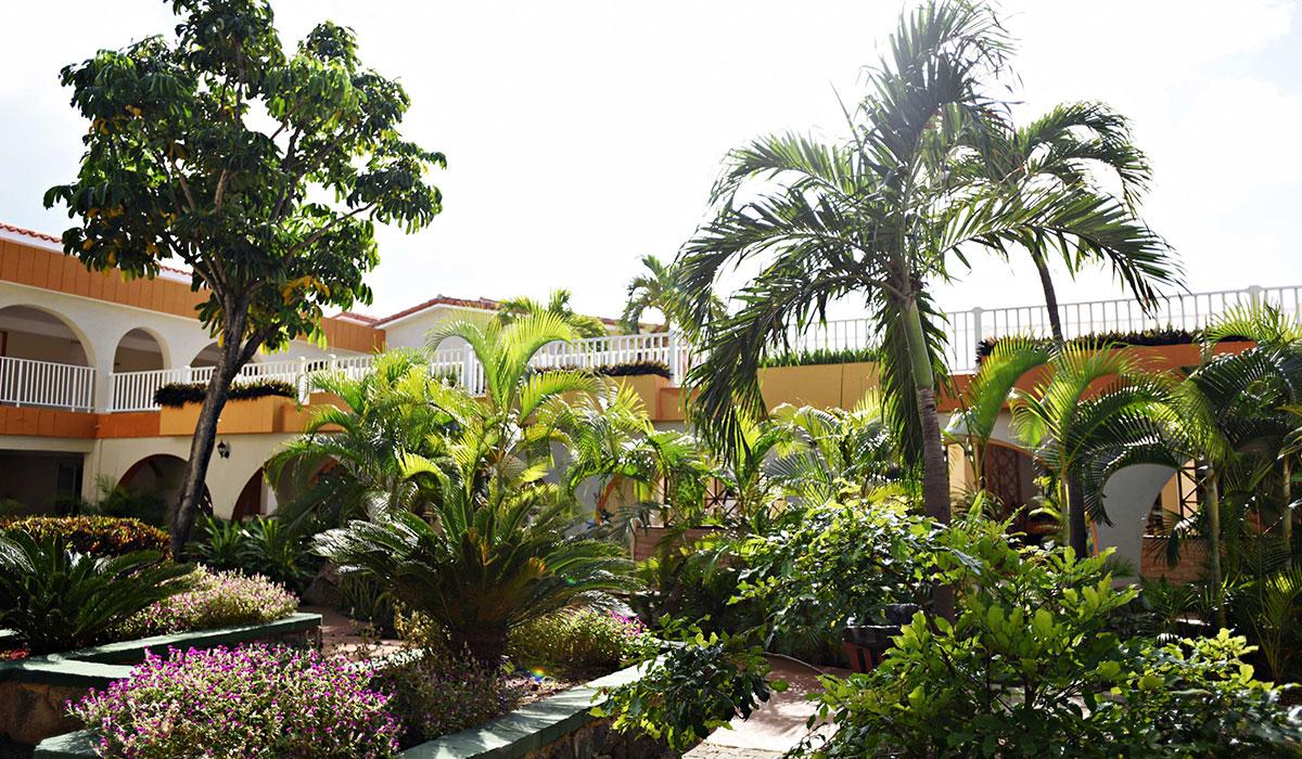Hotel Starfish Las Palmas - areas