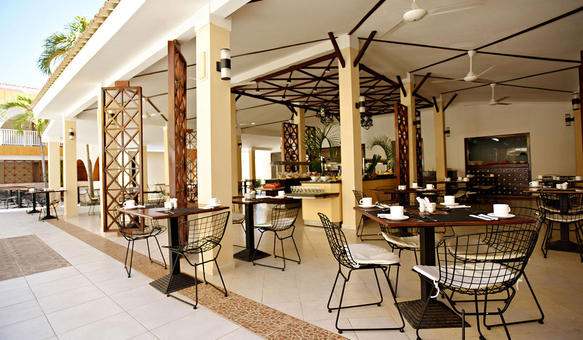 Hotel Starfish Las Palmas - Restaurante